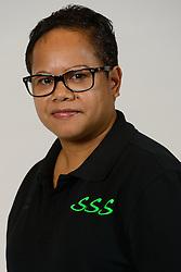 22-10-2014 NED: Selectie SSS seizoen 2014-2015, Barneveld<br /> Topvolleybal SSS Barneveld klaar voor het nieuwe seizoen 2014-2015 / Manager Christien Timoras