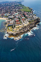 North Bondi Rocks & Eastern Shore of Sydney