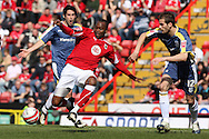 Coca Cola championship, Bristol City v Cardiff City at Ashton Gate ground in Bristol on Sun 15th March 2009. pic by Andrew Orchard, Andrew Orchard sports photography,