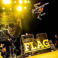 Anti-Flag + Over Time + Stray From the Path