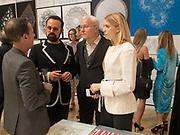 JONATHAN YEO,, EVGENY LEBEDEV; ELENA PERIMNOVA; ALEXANDER LEBEDEV; ,,, Royal Academy of Arts Summer Party. Burlington House, Piccadilly. London. 7June 2017