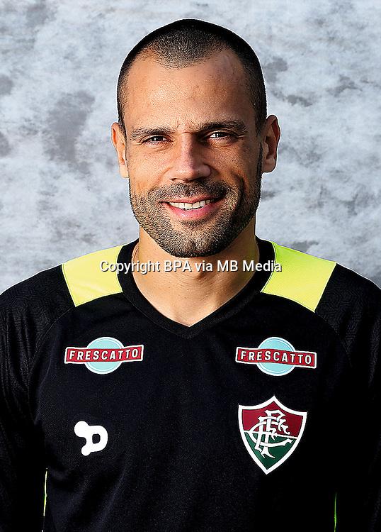 Brazilian Football League Serie A / <br /> ( Fluminense Football Club ) - <br /> Diego Cavalieri