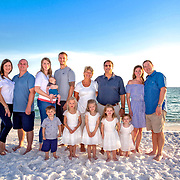 Valentie Family Beach Photos
