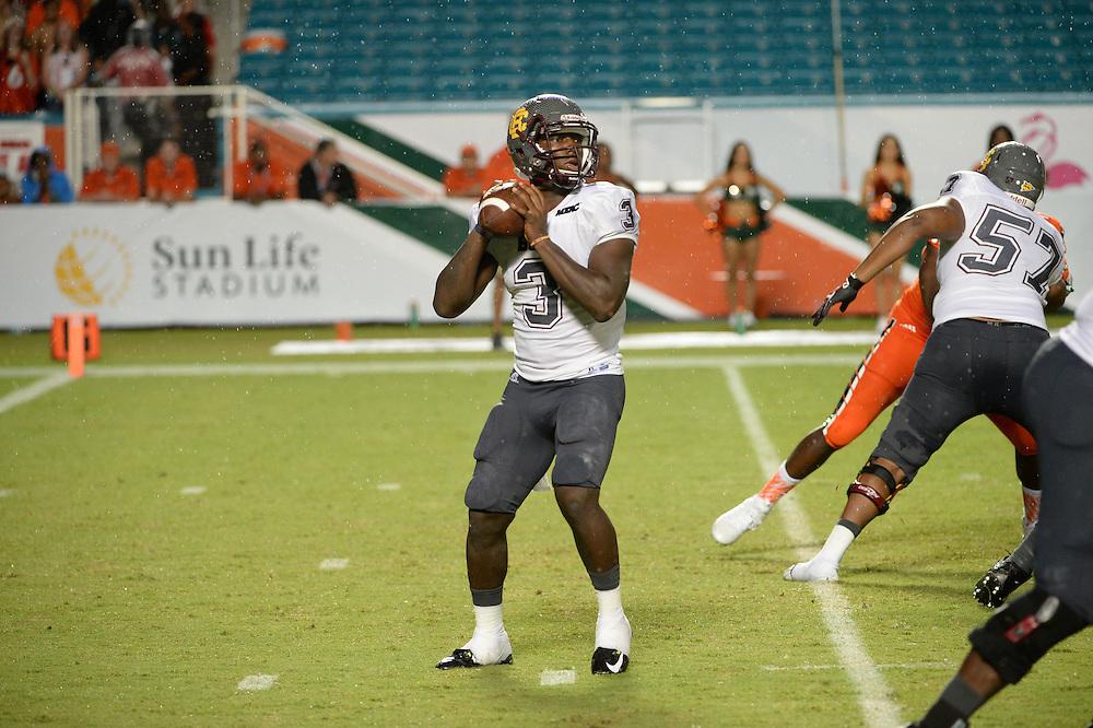 2015 Bethune Cookman University Football @ Miami
