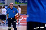 DESCRIZIONE: Trento Trentino Basket Cup - Allenamento<br /> GIOCATORE: Luca Dalmonte<br /> CATEGORIA: Nazionale Maschile Senior_<br /> GARA: Trento Trentino Basket Cup - Allenamento <br /> DATA: 17/06/2016<br /> AUTORE: Agenzia Ciamillo-Castoria