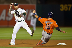 20150807 - Houston Astros at Oakland Athletics