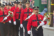 Middletown, New York - The Middletown Fire Department's annual Inspection Parade was held on Oct. 6, 2012.