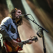 WASHINGTON, DC - September 26th, 2015 - The War On Drugs performs at the 2015 Landmark Festival in Washington, D.C.  (Photo by Kyle Gustafson / For The Washington Post)