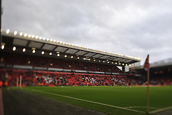 Anfield Stadium - Photo mandatory by-line: Alex James/JMP - Tel: Mobile: 07966 386802 26/10/2013 - SPORT - FOOTBALL - Anfield Stadium - Liverpool - Liverpool v West Brom - Barclays Premier League