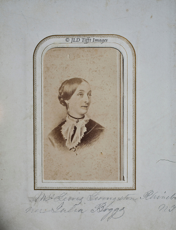 William Brenton Boggs' sister who lived at Grasmere.