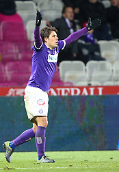 12.12.2015, Generali Arena, Wien, AUT, 1. FBL, FK Austria Wien vs Cashpoint SCR Altach, 20. Runde, im Bild Ognjen Vukojevic (FK Austria Wien) // during Austrian Football Bundesliga Match, 20th Round, between FK Austria Vienna and Cashpoint SCR Altach at the Generali Arena, Vienna, Austria on 2015/12/12. EXPA Pictures © 2015, PhotoCredit: EXPA/ Thomas Haumer