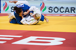 VELENSEK Anamari of Slovenia competes on July 28, 2019 at the IJF World Tour, Zagreb Grand Prix 2019, in Dom Sportova, Zagreb, Croatia. Photo by SPS / Sportida