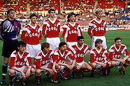 Former USSR countries - team pics