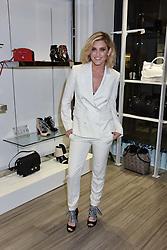 Ashley Roberts at a party to launch Ashley Robert's new footwear range Allyn held ay Larizia, 74 St.John's Wood High Street, London England. 8 February 2017.