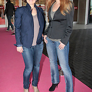 NLD/Amsterdam/20110401 - The Fashion Lisst Vip Night in de Rai, Fabienne de Vries en .....