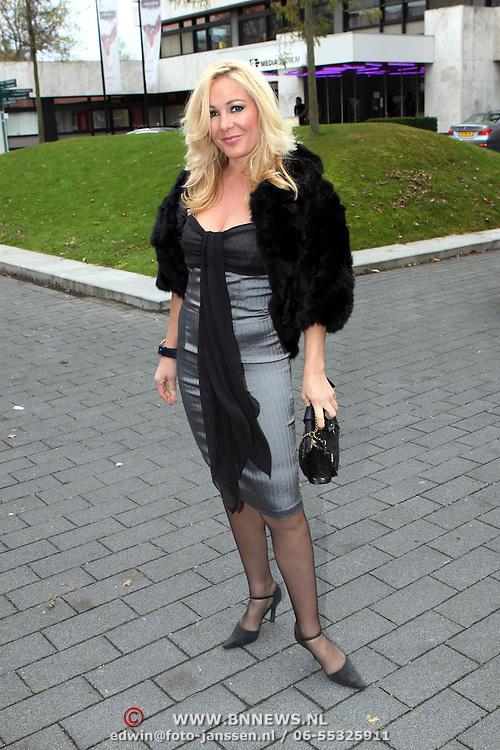 NLD/Hilversum/20081102 - Premiere Dinnershow of Dreams, Sittah Koene