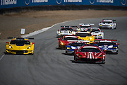 April 29-May 1, 2016: IMSA Monterey Sportscar Grand Prix. Start of the Monterey Sportscar Grand Prix GTLM category