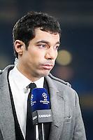 Joris SABI - 11.03.2015 - Chelsea / Paris Saint Germain - 1/8Finale Champions League<br />Photo : Johnny Fidelin / Icon Sport
