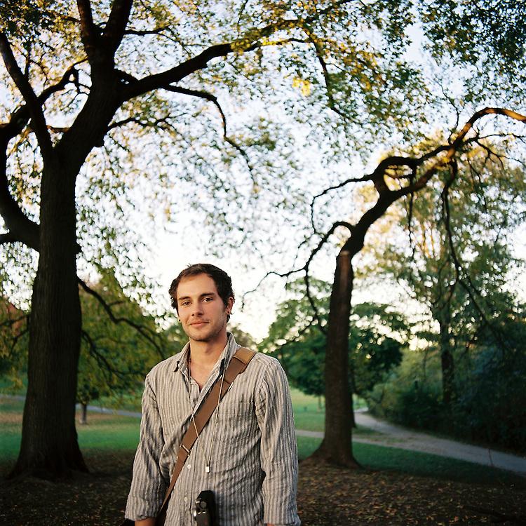 Photographer Matt Eich of Luceo in Brookyn, New York. 2010