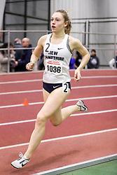 womens Mile, heat 1, New Hampshire<br /> BU John Terrier Classic <br /> Indoor Track & Field Meet