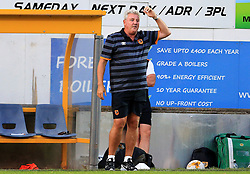 Hull City manager Steve Bruce  - Mandatory by-line: Matt McNulty/JMP - 19/07/2016 - FOOTBALL - One Call Stadium - Mansfield, England - Mansfield Town v Hull City - Pre-season friendly
