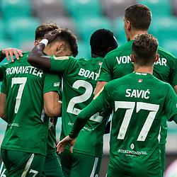 20181021: SLO, Football - Prva liga Telekom Slovenije 2018/19, NK Olimpija Ljubljana vs NK Triglav
