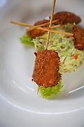 Trucha frita, Fried trout, Machu Picchu Pueblo Hotel, Machu Picchu, Pueblo, Aguas Calientes,  Cusco Region, Urubamba Province, Machupicchu District, Peru