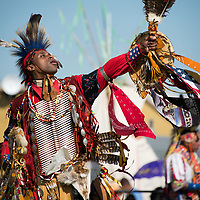 Native American dancer, Texas
