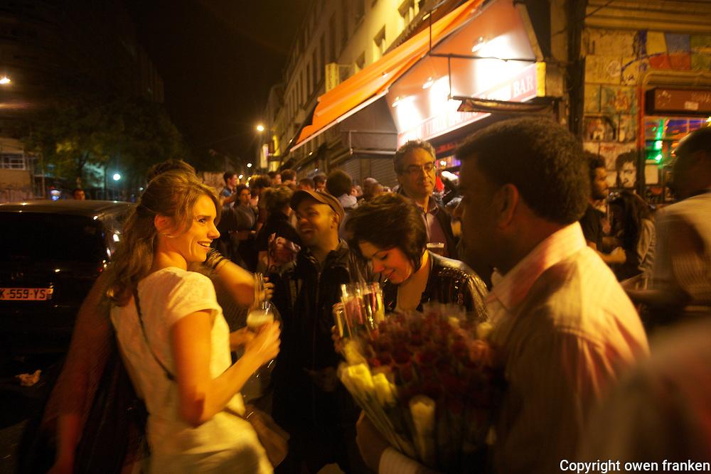 Aux Vieux Saumur Bar-Paris-Fete de la Musique