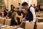 Tmall Global North America Workshop in the Grand Salon at JW Marriott Essex House in Manhattan, New York City. March 9, 2016. Photo by Andrew Kelly for Ben Hider Photography. Alibaba Conference