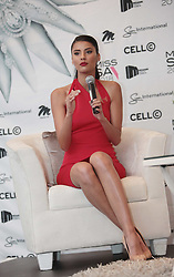 30/08/2018 <br /> Miss South Africa 2018, Tamaryn Green announced she will be focusing on tuberculosis as her official year of reign campaign as she is a survivor of the disease. She is seen at the Maslow Hotel in Sandton.<br /> Picture: Nhlanhla Phillips/African News Agency/ANA