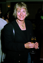 The HON.CAROL THATCHER daughter of Baroness Thatcher,  at a reception in London on 25th June 1997.LZS 33