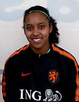 International Women's Friendly Matchs 2019 / <br /> Womens's Algarve Cup Tournament 2019 - <br /> Spain v Netherlands 2-0 ( Municipal Da Bela Vista Stadium- Parchal,Portugal ) - <br /> Ashleigh Weerden of Netherlands