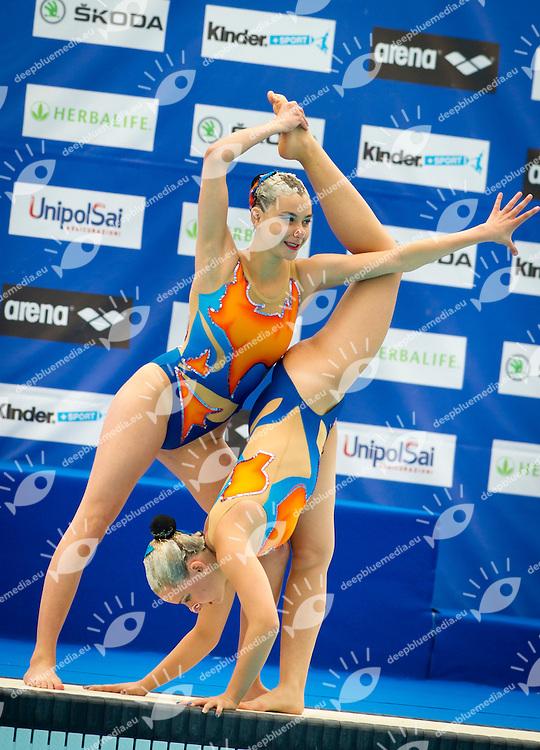 FORUM SPORT CENTER<br /> De Stefanis Sofia<br /> Grassi Livia<br /> FIN Campionati Assoluti di Nuoto Sincronizzato<br /> Terni 2015  22 - 24 Maggio<br /> Photo D. Montano/Deepbluemedia/Inside