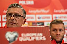 20170831 Pressemøde med det polske fodboldlandshold på Marriot Hotel