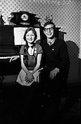 15/04/1966<br /> 04/15/1966<br /> 15 April 1966<br /> Miss Denise Kelly, musician, 9 Adare, Sandymount Avenue, For Irish Shell and BP.