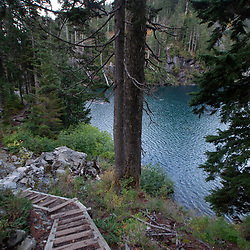 Lake Serene, Mt. Baker-Snoqualmie National Forest, Washington, US