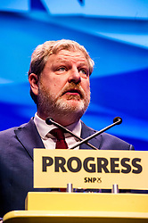 Pictured: Depute leader, Angus Robertson<br /> The members of the SNP gathered in the Scottish Events Centre in Glasgow for their annual conference.<br /> Ger Harley | EEm 10 October 2017
