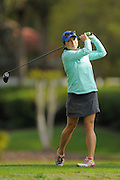 Joy Trotter during the final round of the IOA Golf Classic at Alaqua Country Club on March {today day}, 2014 in Longwood, Florida.<br /> <br /> ©2014 Scott A. Miller