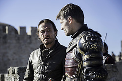 September 1, 2017 - Jerome Flynn, Nikolaj Coster-Waldau..'Game Of Thrones' (Season 7) TV Series - 2017 (Credit Image: © Hbo/Entertainment Pictures via ZUMA Press)