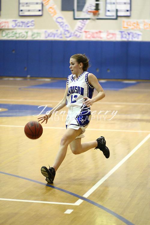 MCHS Varsity Girls Basketball.vs Manassas Park.District Quarter Finals.2/18/2008..