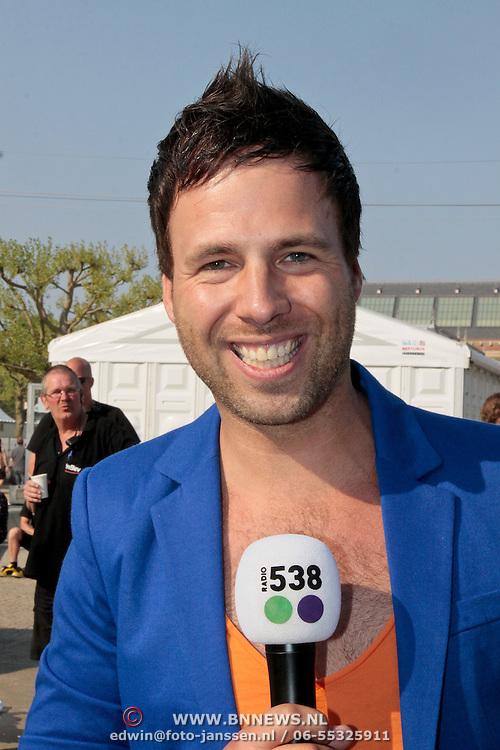 NLD/Amsterdam/20110430 - Koninginnedagconcert Radio 538, Barry Paff
