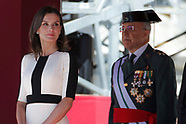 051319 Spanish Royals attends 175th anniversary of the founding of the Guardia Civil