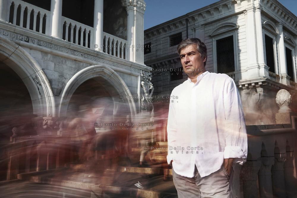 Alberto Toso Fei – Scrittore. Ponte della Paglia. 06/09/18, 16:59