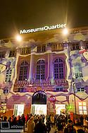 MQ, Musuemquartier, winter at MQ, Christmas Market in Vienna, Austria, Vienna