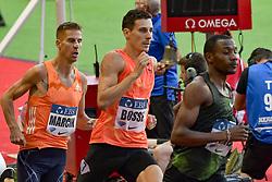 July 20, 2018 - Monaco - 800 metres hommes - Pierre-Ambroise Bosse  (Credit Image: © Panoramic via ZUMA Press)
