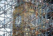 Big Ben &amp; Westminster under construction <br /> Parliament, London, Great Britain <br /> 6th September 2017 <br /> <br /> <br /> <br /> <br /> Photograph by Elliott Franks <br /> Image licensed to Elliott Franks Photography Services