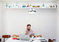 "Some organisations encourage working from home, when appropriate. Not only can it free up desk space, but it reduces traffic and can be beneficial for productivity. Reuben Turner, a Creative Director in London, endures an almost daily commute from Preston Park. ""Home working is beneficial from a human perspective. It enables us to continue doing what we do, better, for longer."""