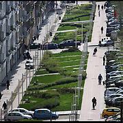 Torino Spina 2 corso Lione, verde pubblico lungo il nuovo passante ferroviario