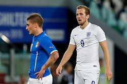 Harry Kane of England looks on - Photo mandatory by-line: Rogan Thomson/JMP - 07966 386802 - 31/03/2015 - SPORT - FOOTBALL - Turin, Italy - Juventus Stadium - Italy v England - FIFA International Friendly Match.